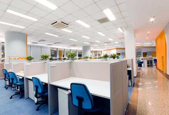 office lighting service in kansas city | interior office lights